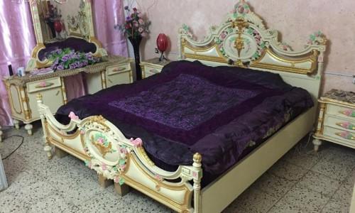 غرفة نوم مصرية جديده