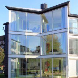 glass-house