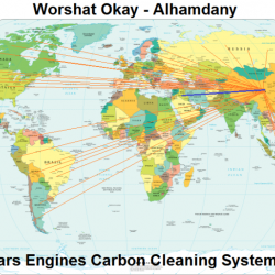 Cars Carbon Cleaning Systems Worshat Alhamdany