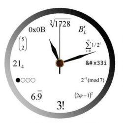 ساعة خاصه باعلان مدرس خصوصي