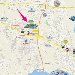 MilPark Map
