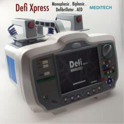 Defi Xpress is a defibrillator device