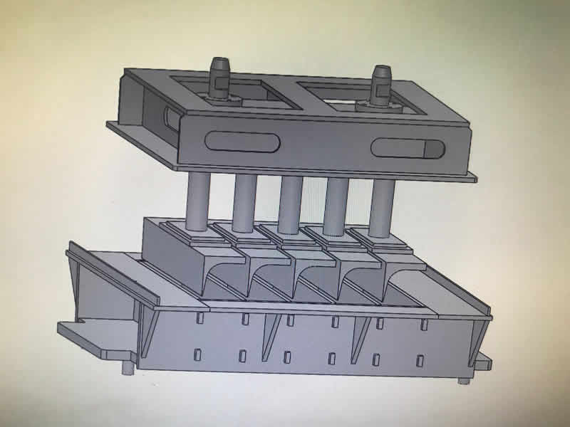 curbstone Mold industry